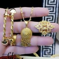 xuping set perhiasan wanita 23y47