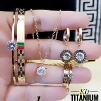 titanium set perhiasan 23y53