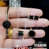 titanium set perhiasan 23y12