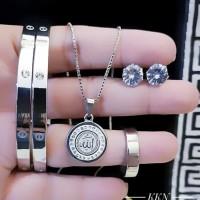titanium set perhiasan 23y54