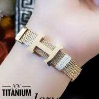 titanium gelang wanita 23y35