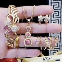 xuping set perhiasan wanita 23y44