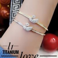 titanium gelang wanita 23y30