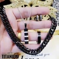 titanium set perhiasan 23y10
