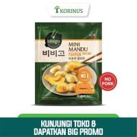 CJ Mini Mandu Pumpkin 360g / Dumpling Isi Labu