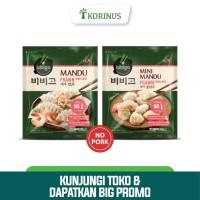 Paket CJ Bibigo Mandu Prawn & Mini Mandu Prawn / Paket Dumpling Hemat