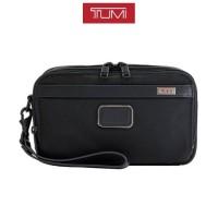 TUMI Alpha 3 Clutch - Black