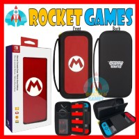 "Nintendo Switch Tas Game Traveler Deluxe Travel Case ""M"" EDITION"