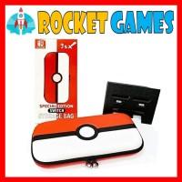 Nintendo Switch Tas Game Traveler Deluxe Travel Case POKEBALL EDITION
