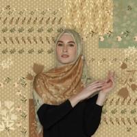 Roemi Batik Premium Voal Motif Hijab Jilbab Segi Empat Premium - 120x120