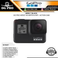 GOPRO HERO 7 BLACK EDITION - GO PRO HERO7 4K 60FPS & WIFI - ACTION CAM