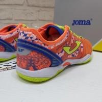 PROMO Sepatu Futsal Joma Superflex FLEXS.708.IN - Orange, 43