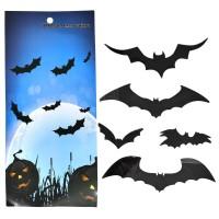 Scoop Dekorasi Halloween Kelelawar (pak) 59443401