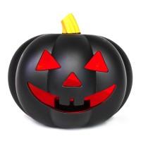 Scoop Dekorasi Halloween Lampu LED Labu Hitam 59441901