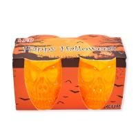 Scoop Dekorasi Halloween Lampu LED Gelas 59441601