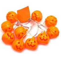 Scoop Dekorasi Halloween Lampu LED Labu 59442501