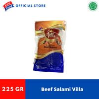 Beef Salami Villa 225gr - Daging Sapi Asap