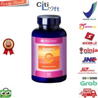 Wellness Excell C 500mg isi 60 Tablet Vitamin C