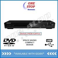 SONY DVD Player DVP-SR370