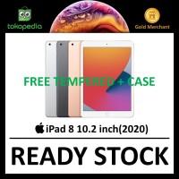 "Apple iPad 8 2020 10.2"" 128GB 32GB WiFi Cellular GRAY GREY GOLD SILVER - 32gb wifi, grey no bonus"