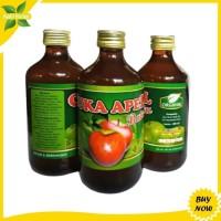 Cuka Apel Batu Asli Organik 300 Ml