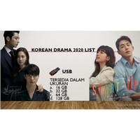 PROMO Drama Serial Korea drakor 2020 USB Flash Disk Original 16GB Asli