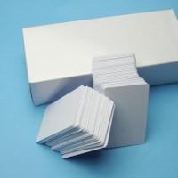125Khz rfid EM4100 TK4100 Waterproof Inkjet Printable Plastic PVC