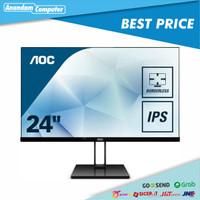 AOC 24V2Q 24 IPS HDMI 75Hz Monitor