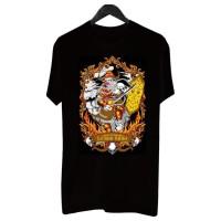 BF010 Kaos Distro Pria T-Shirt Pria Kaos Pria Legenda Lembu Suro