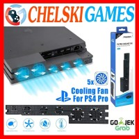 Dobe PS4 Pro Cooling Fan for PS4 Pro