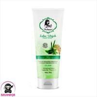 PURBASARI Lulur Wajah Facial Scrub Oily Skin Green Tea 100 g