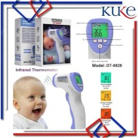 Thermometer Digital Infrared Non-Contuact /Thermometer Suhu Tubuh KUKE