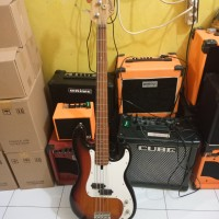 bass elektrik fender precision bass