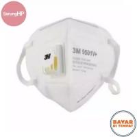 Masker 3M N95 9501V+ Original