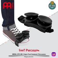 Cajon Foot Castanet Percussion Meinl CFC-BK Aksesoris Perkusi