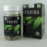 PURINA Kapsul herbal asam urat