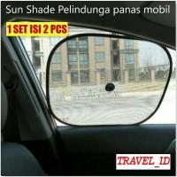 SUN SHIELD PELINDUNG ANTI PANAS KACA MOBIL