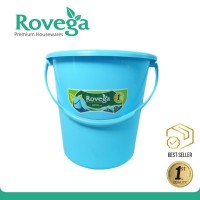 Rovega Ember plastik / Metro Solid Pail 22 Liter Tanpa tutup PL65S