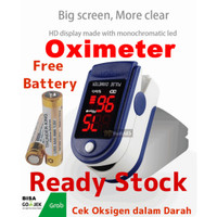 OXIMETER Sp02 HEART RATE I Fingertip pulse oxymeter