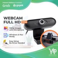 Kamera Web Webcam 1080P FHD/FULL HD MIC Komputer Laptop PC Camera X3
