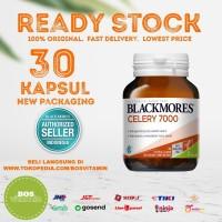 Blackmores Celery 7000mg BPOM Kalbe - 30 Kapsul (Nyeri Sendi Rematik)