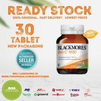 Blackmores Bio C 1000mg BPOM Kalbe - 30 Tablet