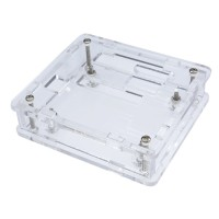 Case Akrilik W1209 Clear Casing Acrylic Digital Temperature Control