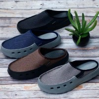 sepatu sandal pria advice Sz 38 - 43 By Ardiles 4 warna Pilihan