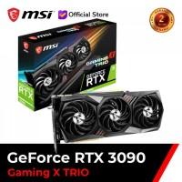 MSI GEFORCE RTX 3090 GAMING X TRIO 24GB GDDR6X