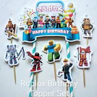 Topper Kue Custom Nama/Cake Topper Custom Nama/Set Custom Nama