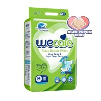 WECARE Popok Dewasa PEREKAT M 10   WE CARE BASIC Adult Diapers M10