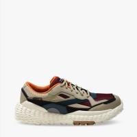 Skechers Monster - Azuza Men's Sneaker Shoes - Taupe/Multi