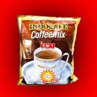 GOSEND !!! INDOCAFE COFFE MIX 3IN1 ISI 30