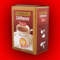GOSEND !!! INDOCAFE COFFE MIX 3IN1 ISI 5